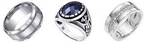 Ezüst gyűrűket szeretne?