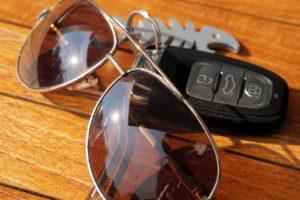 Audi kulcsház