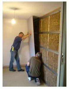 épületfelújítás